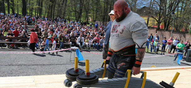 Strongmen's Games Aš 2016
