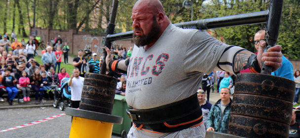 Strongmen's Games Aš 2017