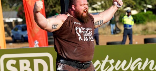 World's Strongest Man 2017 – na rozcestí